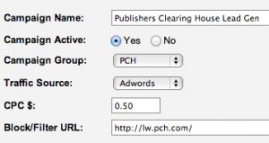 Google Adwords如何在iMobiTrax上设置广告系列