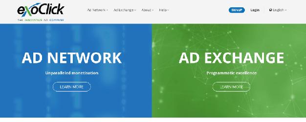 ExoClick广告网络评论2019
