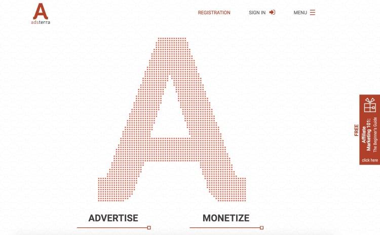 AdsTerra广告网络评论2019